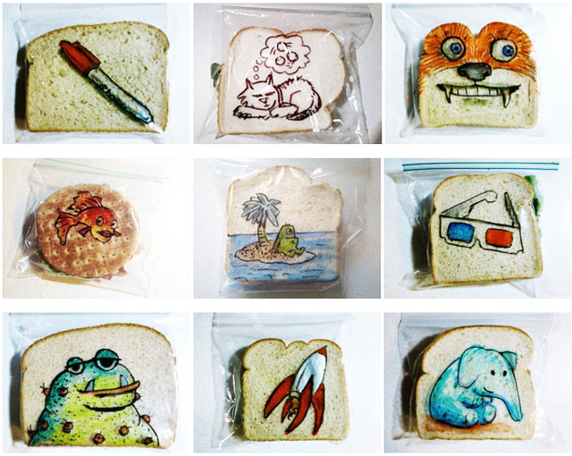 sandwichart copy