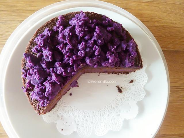 purplesweetpotatocake