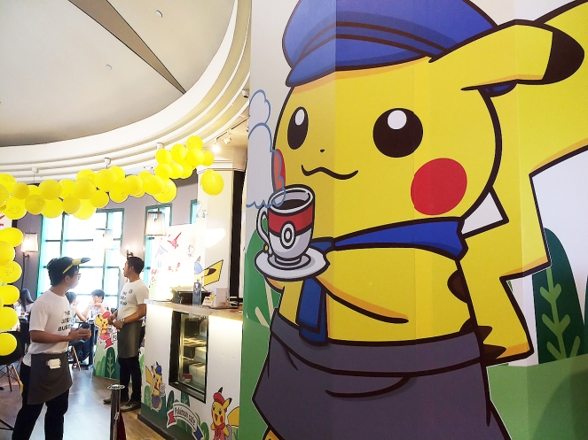 pokemoncafe